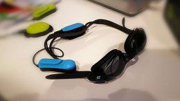 Platysens Marlin, des lunettes de natation connectées