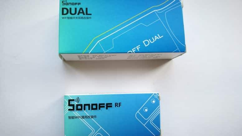 boitier connecté Wi-Fi ITEAD SONOFF