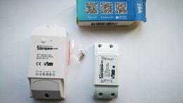 boitier connecté Wi-Fi Sonoff