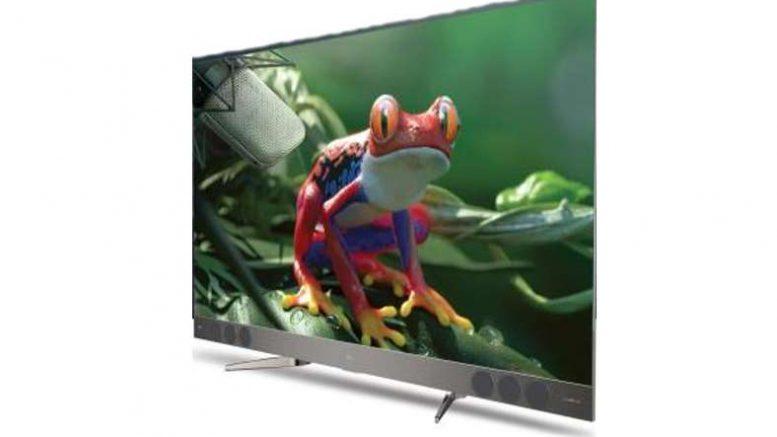 TCL X2 écran plat connecté android TV