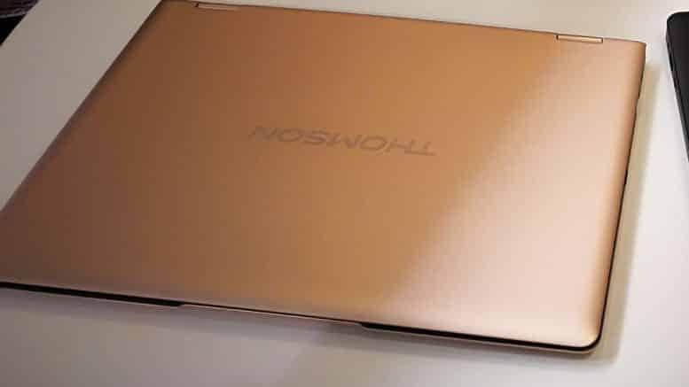 THOMSON NEO 360X ultrabook
