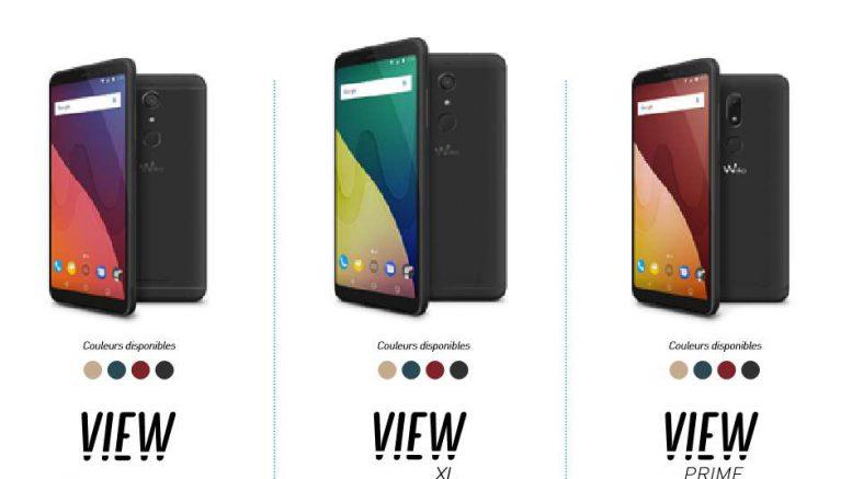 Wiko View 2 s'inspire de l'encoche de l'iPhone X