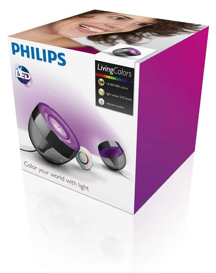 telecommande pour lampe philips living colors design de. Black Bedroom Furniture Sets. Home Design Ideas