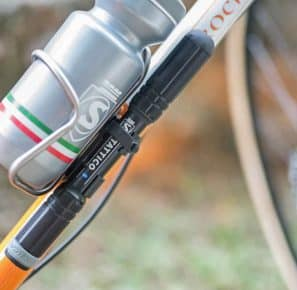 TATTICO Bluetooth pompe à vélo connectée