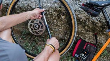 TATTICO Bluetooth pompe à vélo connectée
