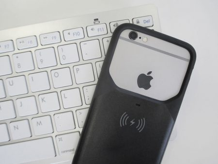 Aircharge Qi case