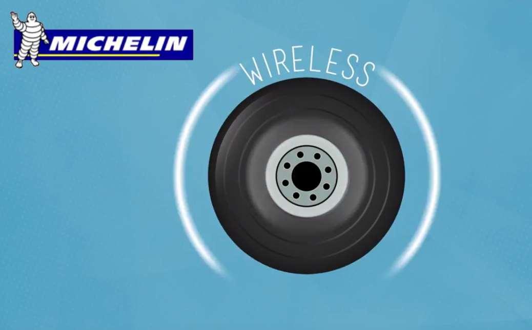 michelin installe des capteurs de pression dans les pneus. Black Bedroom Furniture Sets. Home Design Ideas