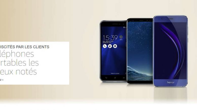 Top 5 smartphone -200€