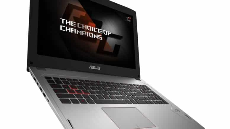 Asus ROG GL502VS-GZ427T