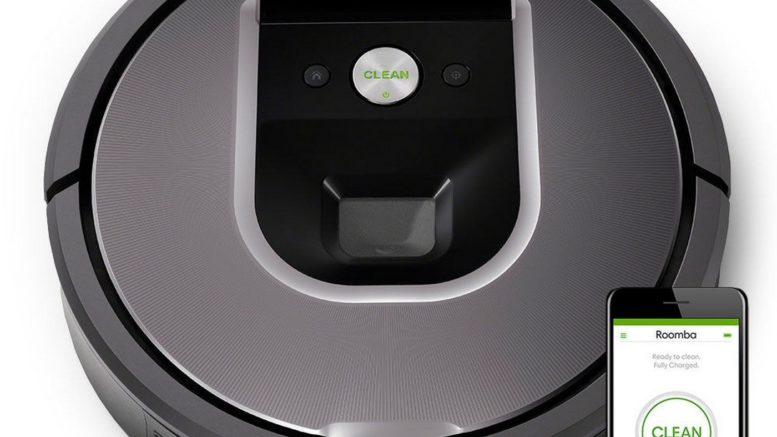 black friday irobot roomba 960 299 de r duction sur l aspirateur robot. Black Bedroom Furniture Sets. Home Design Ideas