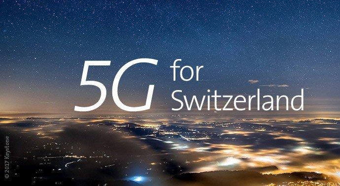 Swisscom et Ericsson partenaires pour déployer le GIGABIT LTE et la 5G