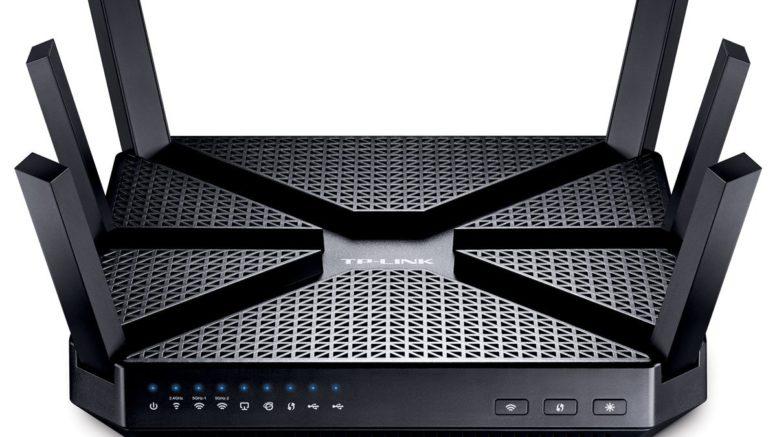 TP-Link Routeur Wi-Fi Archer C3200 02
