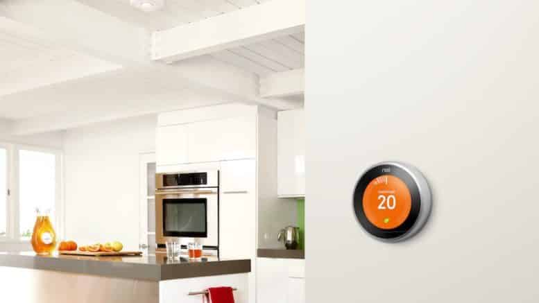 Black friday le thermostat connect nest learning seulement 179 - Thermostat connecte nest ...