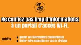WiFi Warning