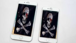 apple iphone pirate