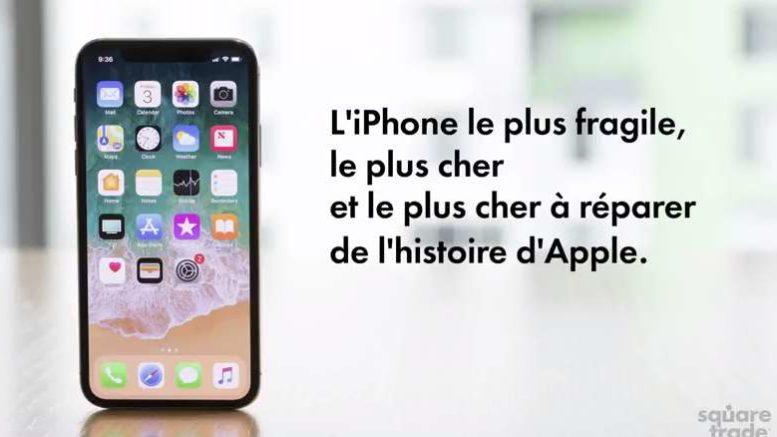 iPhoneX SquareTrade