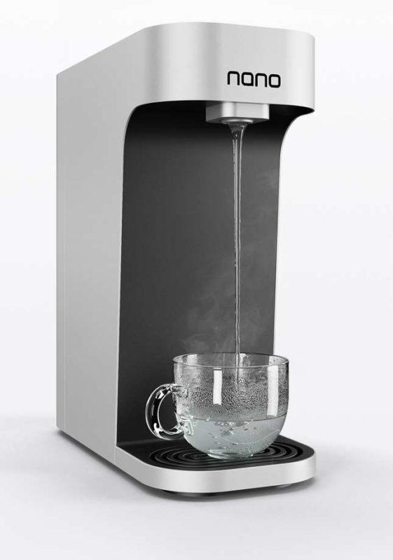 nano distributeur d'eau connecte