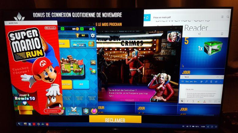 programmes Mate 10 Desktop