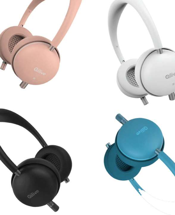 qilive Premium Q.1007 casque audio bluetooth NFC