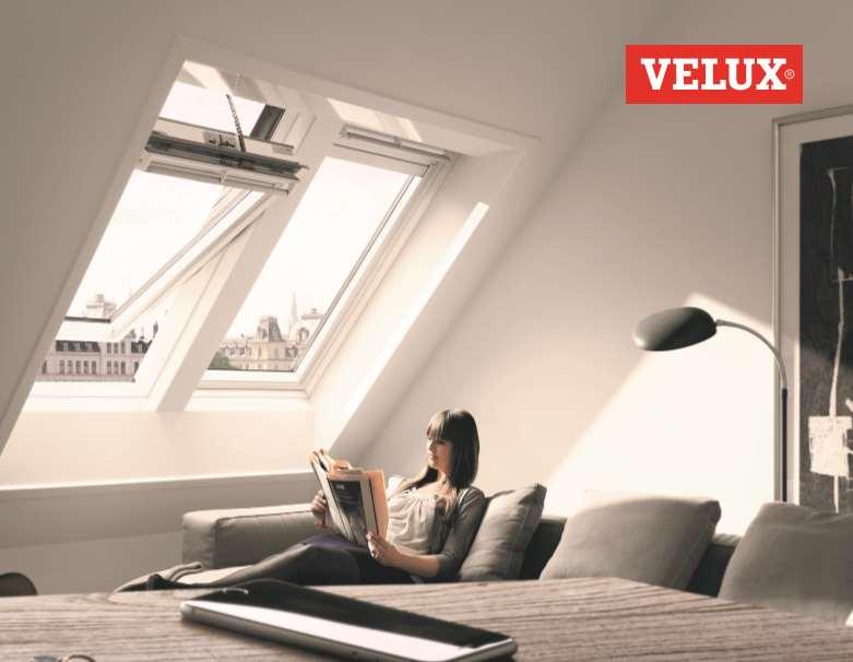 velux france se lance dans le connect. Black Bedroom Furniture Sets. Home Design Ideas