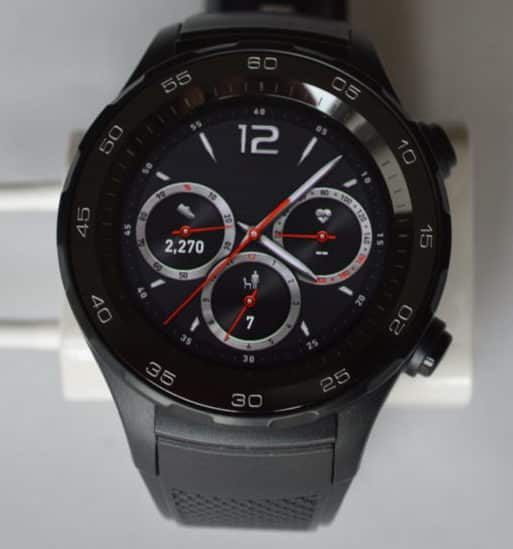 Huawei watch 2 carbon