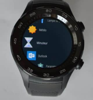 Huawei watch 2 carbon