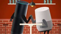 Amazon Alexa vs Google Assistant