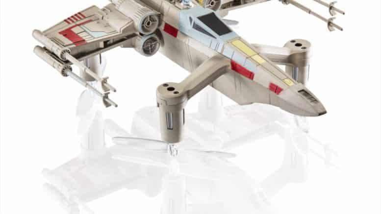 Drone Star Wars Propel T-65 X-Wing.