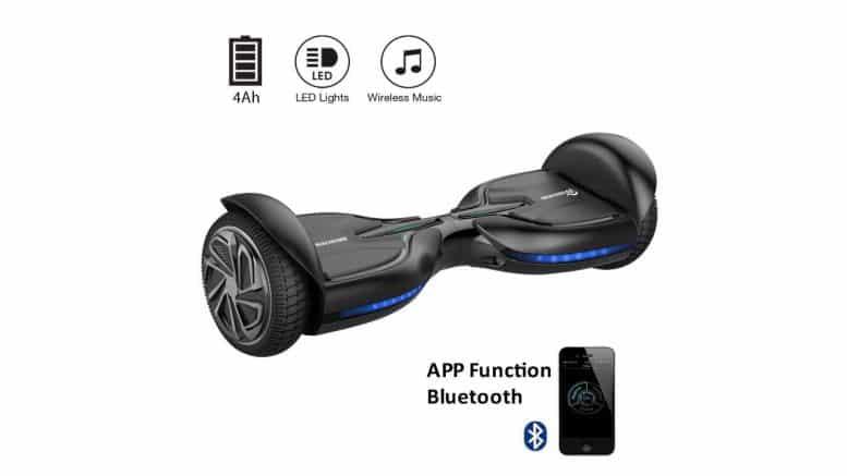 EVERCROSS Q3 Hoverboard électrique