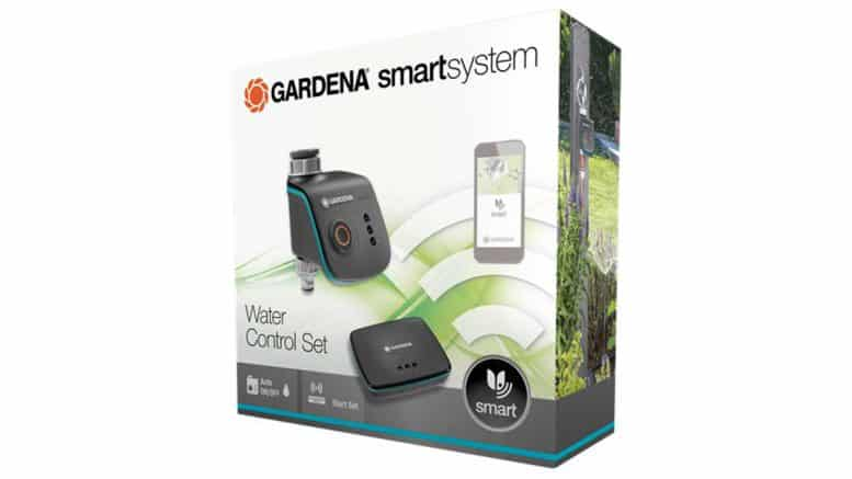 Gardena kit smart irrigation control