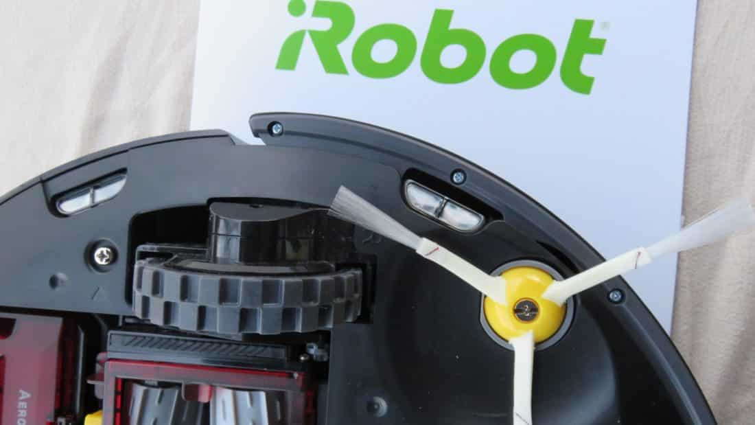 test robot aspirateur irobot roomba 980 page 3 sur 4. Black Bedroom Furniture Sets. Home Design Ideas
