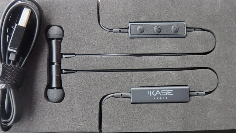 thekase intra-auriculaires Bluetooth