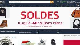 Amazon Soldes