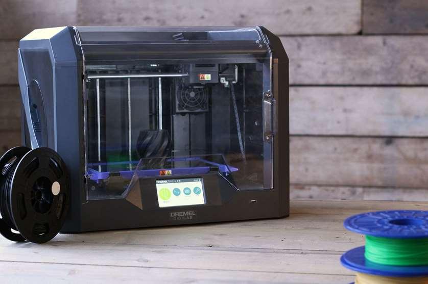 Dremel sort son imprimante 3d sans fil la digilab 3d45 - Imprimante 3d dremel ...