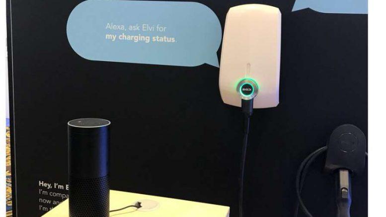 EVBOX Alexa