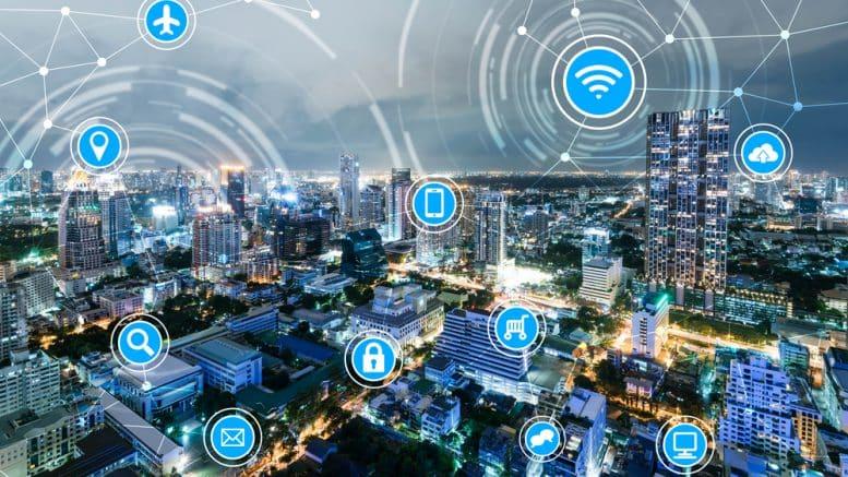 Smart cities CES 2018