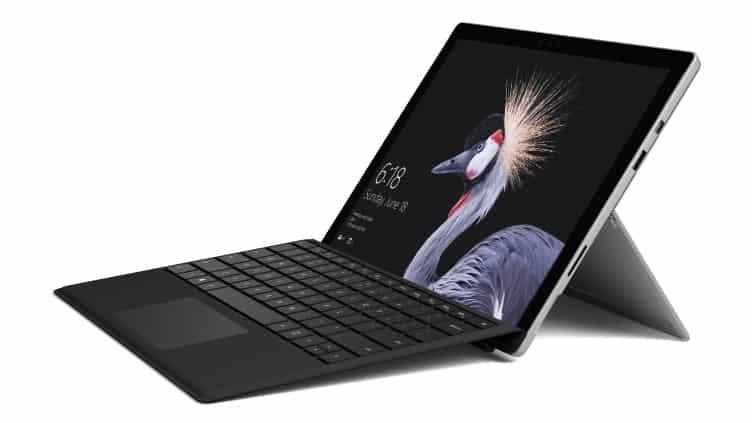 Surface Pro Core M.