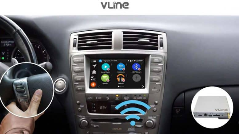 Vline audio system