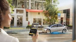 continental wireless charging car