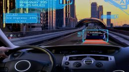 intel connected cars
