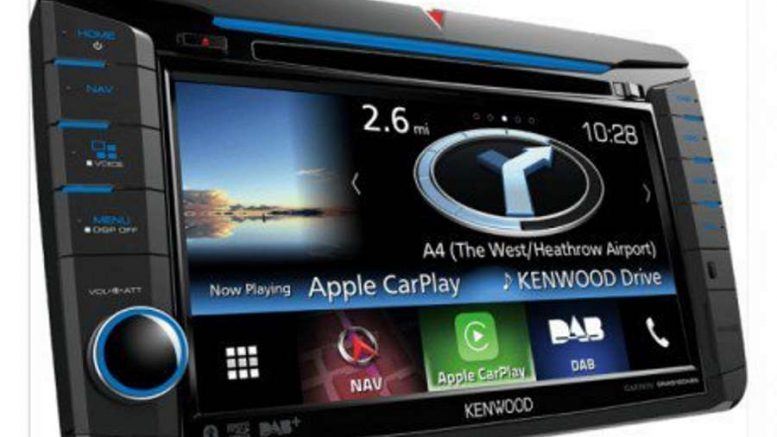 kenwood propose des autoradios bluetooth compatibles apple carplay et android auto. Black Bedroom Furniture Sets. Home Design Ideas