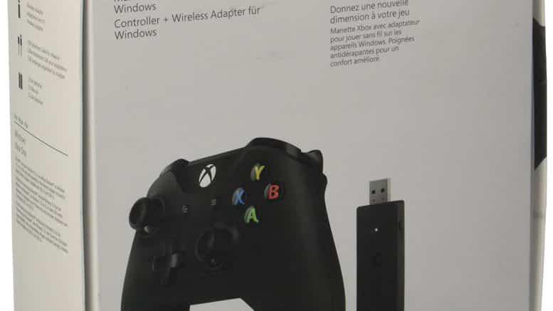 Manette sans fil Xbox One de Microsoft