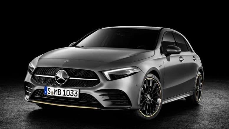 Mercedes Benz Class A