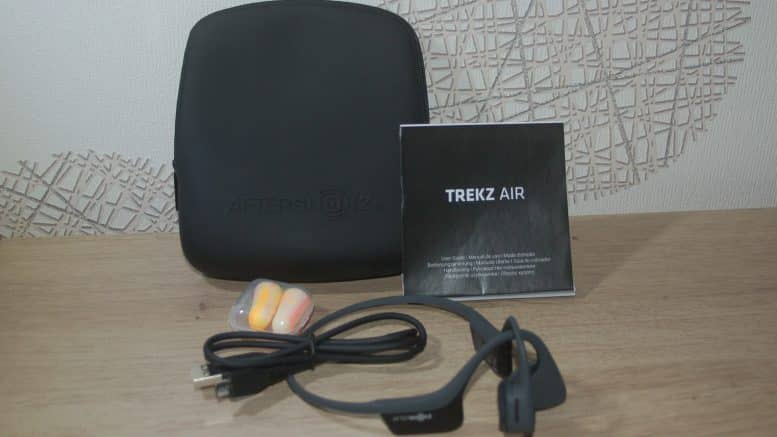 AfterShokz - Trekz Air -