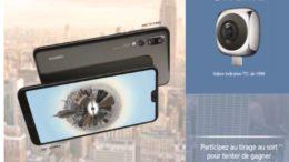 Huawei P20 caméra HUAWEI EnVizion 360