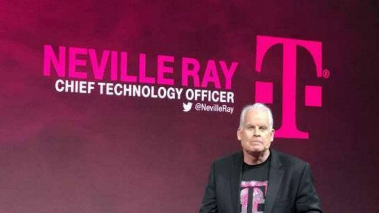 Neville Ray Mobile world congress