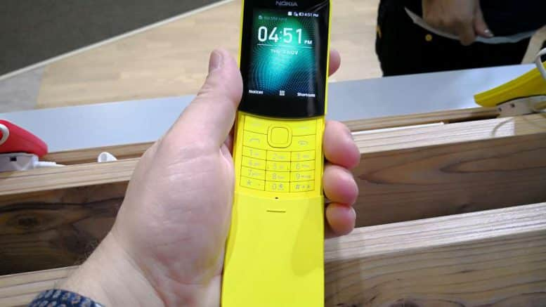 Nokia 8110 Remodeled