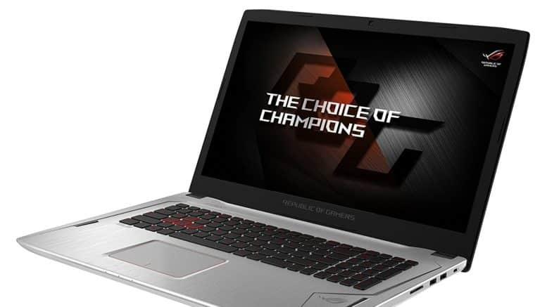 PC de gaming Asus ROG GL702VS-GC238T.
