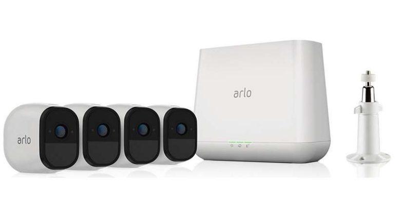 Arlo Pro - Pack de 4 Caméras