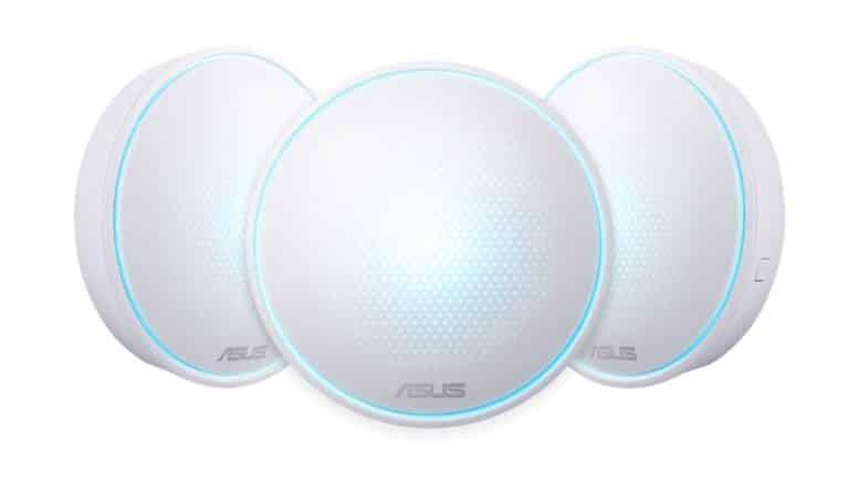 Asus Lyra Point d'accès Wi-Fi AC2200 Tri-bande